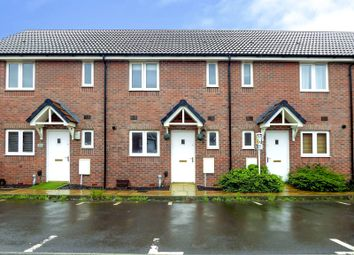 Thumbnail 2 bed terraced house for sale in Malone Avenue, Swindon, Wiltshire