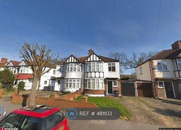 Thumbnail 3 bed semi-detached house to rent in Southern Avenue, London
