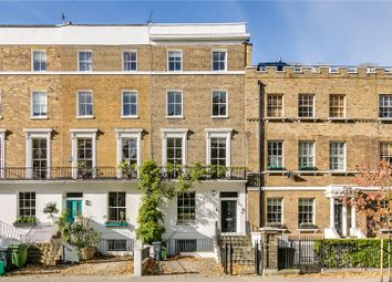 Thumbnail 5 bed terraced house for sale in Clapham Common North Side, London