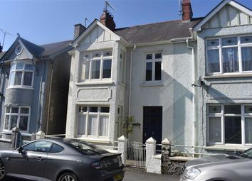 Thumbnail 3 bed end terrace house for sale in New Street, Lampeter