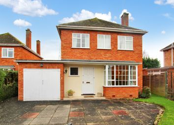 Thumbnail 3 bed detached house for sale in Bevere Close, Worcester