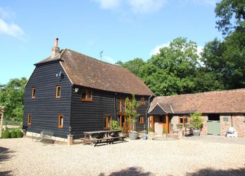 Thumbnail 4 bedroom barn conversion to rent in Walnut Barn, Kerves Lane, Horsham, West Sussex
