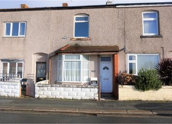 Thumbnail 3 bed terraced house for sale in Ernest Street, Rhyl