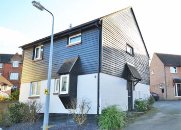 Thumbnail 4 bed detached house to rent in Normansfield, Great Dunmow