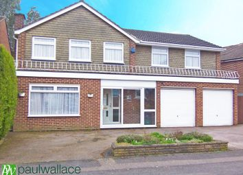 Thumbnail 5 bedroom detached house for sale in Woodstock Road, Broxbourne