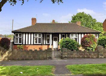 Thumbnail 3 bed detached bungalow for sale in Villiers Avenue, Wolverhampton, West Midlands