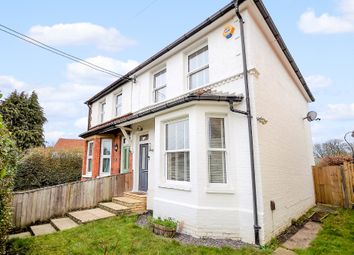 Thumbnail 2 bed semi-detached house for sale in The Street, Tongham, Farnham, Surrey