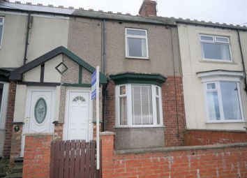 Thumbnail 2 bed terraced house for sale in Deleware Avenue, Evenwood, Bishop Auckland