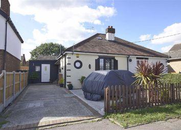 Thumbnail 2 bed semi-detached bungalow for sale in Brackendale Avenue, Basildon, Essex