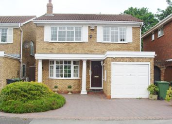 Thumbnail 3 bed detached house for sale in Lawford Grove, Shirley