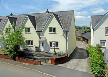 Thumbnail 2 bedroom end terrace house for sale in Harrisons Way, Stoke Canon, Exeter, Devon