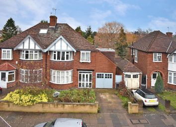 Thumbnail 3 bed semi-detached house for sale in Northcote Road, Knighton, Leicester