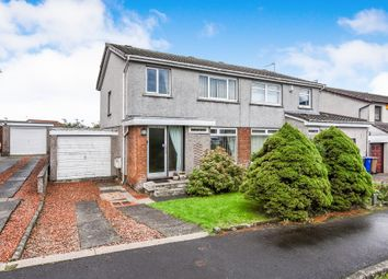 Thumbnail 3 bed semi-detached house for sale in Liddesdale Avenue, Paisley