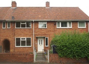 Thumbnail 3 bed terraced house to rent in Cheviot Gardens, Gateshead