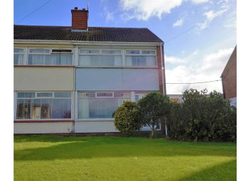 Thumbnail 3 bed semi-detached house for sale in Lisnabreen Crescent, Bangor