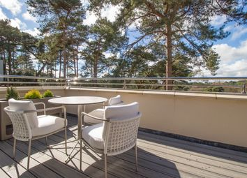 Thumbnail 3 bed flat for sale in Liliput Road, Canford Cliffs, Poole