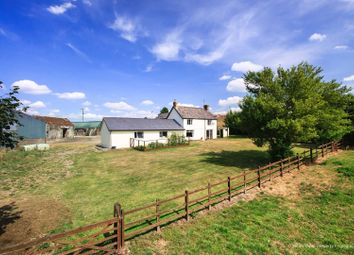 Thumbnail 4 bed farmhouse for sale in Llanharry, Pontyclun