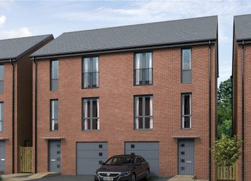 "Thumbnail 4 bed town house for sale in ""The Greenwich"" at Durham Road, Low Fell, Gateshead"