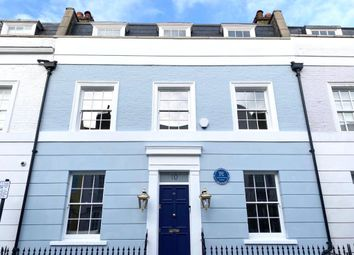 Thumbnail 4 bed mews house for sale in Burnsall Street, London