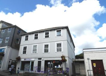 Thumbnail 2 bed flat for sale in Pike Street, Liskeard, Cornwall