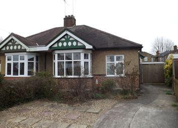 2 bed semi-detached bungalow for sale in Kenmore Gardens, Burnt Oak, Edgware HA8