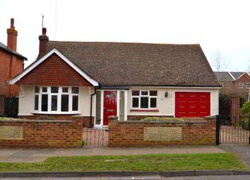 Thumbnail 2 bed bungalow to rent in Blenheim Avenue, Stony Stratford, Milton Keynes