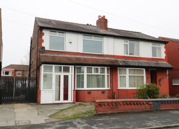 Thumbnail 3 bed semi-detached house for sale in Turncroft Lane, Offerton, Stockport, Cheshire