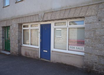 Thumbnail 3 bed flat for sale in Queen Street, Penzance