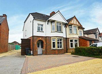 Thumbnail 4 bedroom semi-detached house to rent in Cheltenham Road, Longlevens, Gloucester