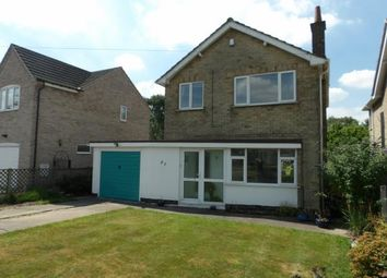 Thumbnail 3 bed detached house for sale in Abbotts Oak Drive, Coalville