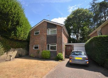 Thumbnail 3 bed detached house for sale in The Chine, Wrecclesham, Farnham