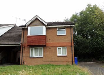 Thumbnail 1 bed flat for sale in Coppleridge Drive, Crumpsall, Manchester