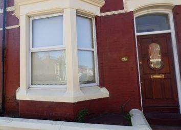 Thumbnail 4 bed property to rent in Molyneux Road, Kensington, Liverpool