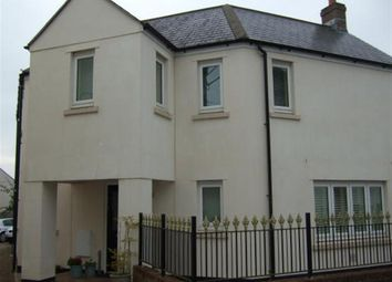 Thumbnail 4 bedroom detached house to rent in Chains Road, Sampford Peverell, Tiverton