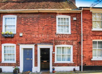 Thumbnail 2 bed terraced house for sale in Abbeygate Street, Colchester