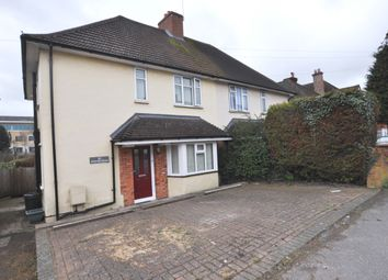 Thumbnail 5 bedroom semi-detached house to rent in Weston Road, Guildford, Surrey