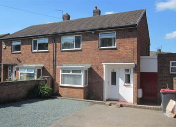 Thumbnail 3 bedroom semi-detached house to rent in Bayley Road, Arleston, Telford