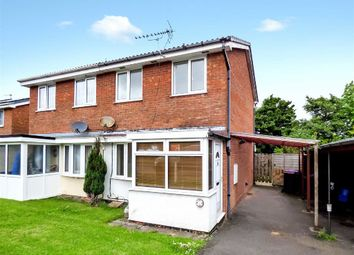 Thumbnail 2 bed semi-detached house for sale in Portobello Close, The Rock, Telford, Shropshire