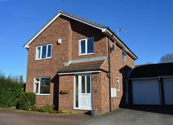 Thumbnail 4 bedroom detached house for sale in Fishers Close, Little Billing, Northampton