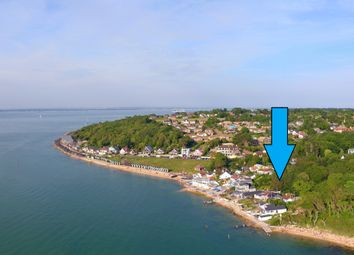 Thumbnail Land for sale in Solent View Road, Gurnard, Isle Of Wight