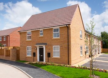 """Thumbnail 3 bed detached house for sale in """"Hadley"""" at Callow Hill Way, Littleover, Derby"""