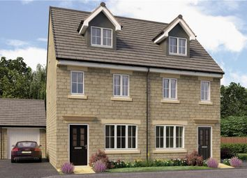 "Thumbnail 3 bedroom mews house for sale in ""Tolkien"" at Apperley Road, Apperley Bridge, Bradford"