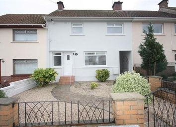 Thumbnail 3 bed terraced house for sale in Glendale Crescent, Ayr