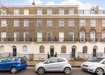 Thumbnail 3 bed maisonette for sale in Canonbury Square, Islington, London