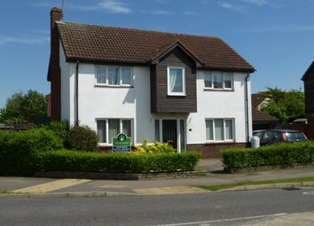 Thumbnail 4 bed detached house for sale in Glenavon Road, Bedford