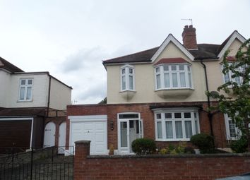 Thumbnail 3 bed semi-detached house for sale in Crantock Road, London