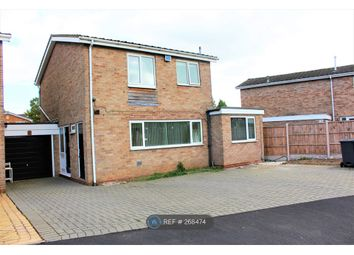 Thumbnail 3 bed detached house to rent in Rowood Drive, Solihull
