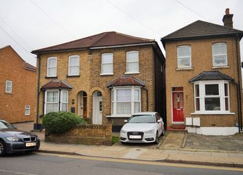 Thumbnail 3 bed terraced house to rent in Park Lane, Romford