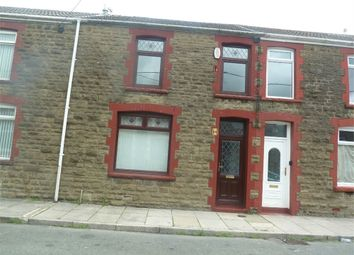 Thumbnail 4 bed terraced house for sale in Gelli Street, Caerau, Maesteg, Mid Glamorgan
