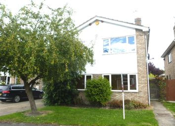 Thumbnail 4 bedroom link-detached house for sale in St Laurence Road, Foxton, Cambridge